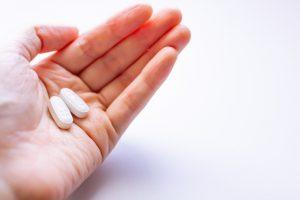 クラミジアの抗生剤のイメージ像
