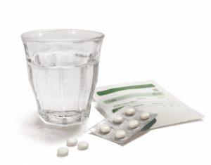 トリコモナスの治療薬のイメージ像